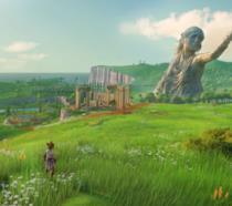 Un'immagine da Gods & Monsters, il nuovo gioco degli autori di Assassin's Creed Odyssey