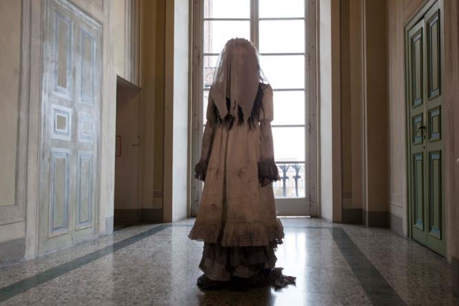 La Llorona è apparsa a Lucca per l'anteprima del film horror