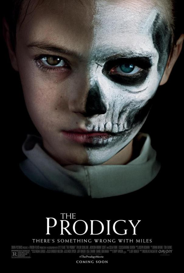 poster the prodigy