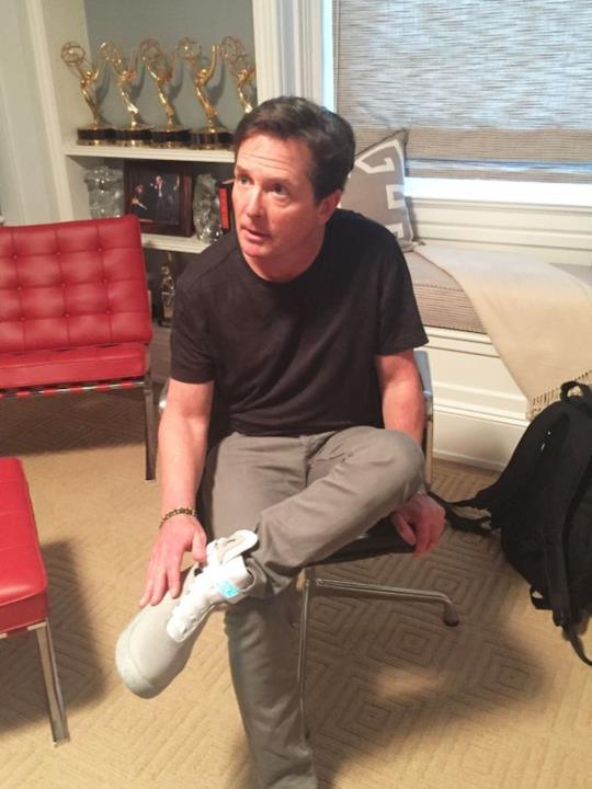 Nike svela le nuove scarpe ispirate a Ritorno al Futuro! 07e929ec40f