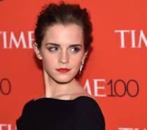 Emma Watson all'evento The 100 Most Influential People organizzato dalla rivista Time