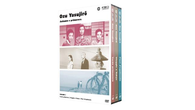 Yasujiro Ozu cofanetto dvd