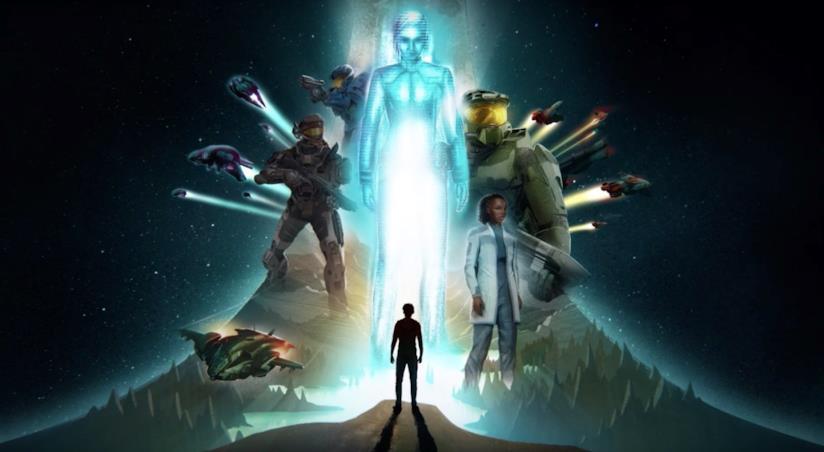 Immagine per pubblicizzare Halo: Outpost Discovery