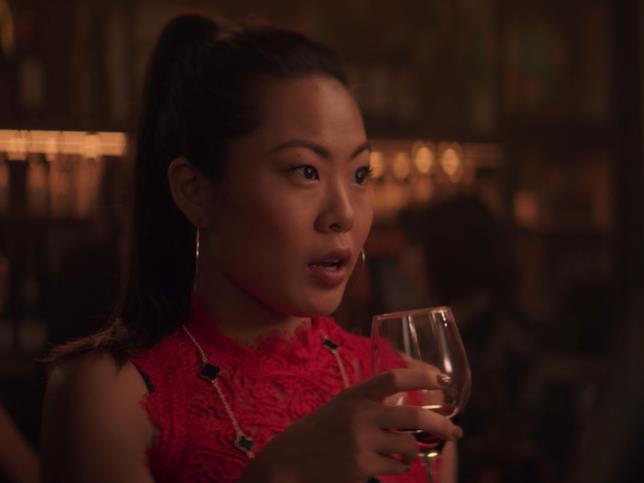 Il personaggio di Nicole Kang nella serie TV You