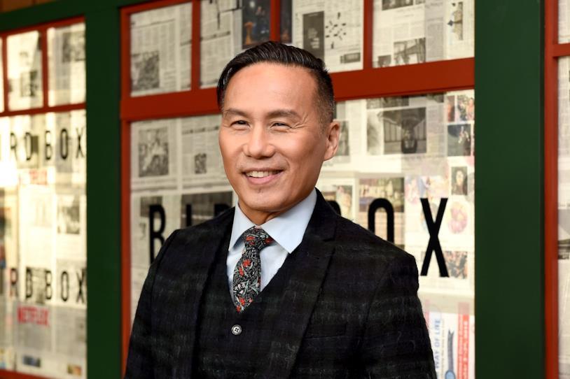BD Wong è noto anche per le sue parti sul piccolo schermo