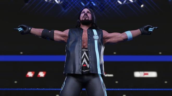 AJ Styles in WWE 2K19