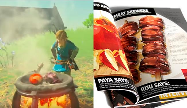 la copertina di The Legend of Zelda: Breath of the Wild