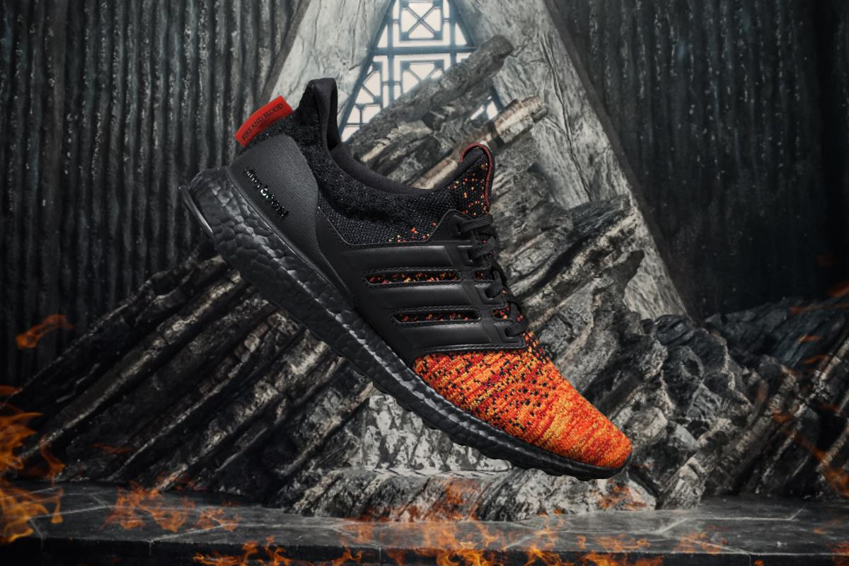 Le speciali Adidas dedicate ai Targaryen di Game of Thrones
