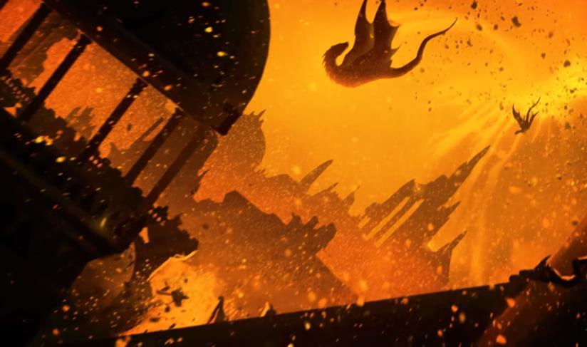 Disastro di Valyria
