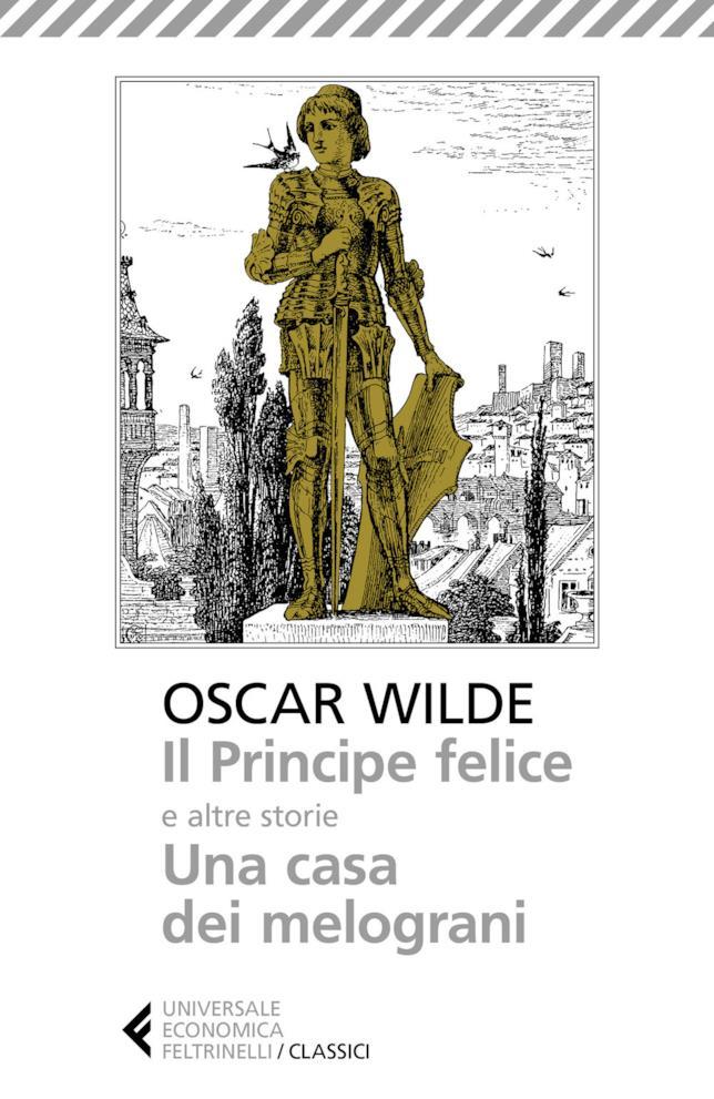 La copertina di Il principe felice