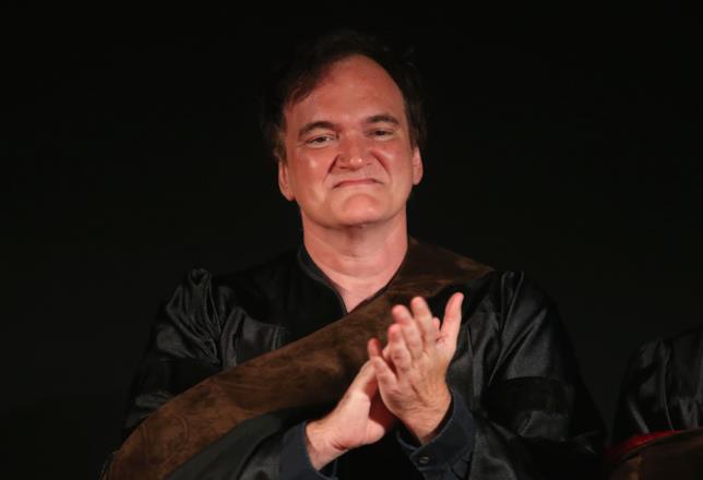 Il Premio Oscar, Tarantino