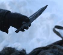 Una daga in Vetro di Drago in Game of Thrones