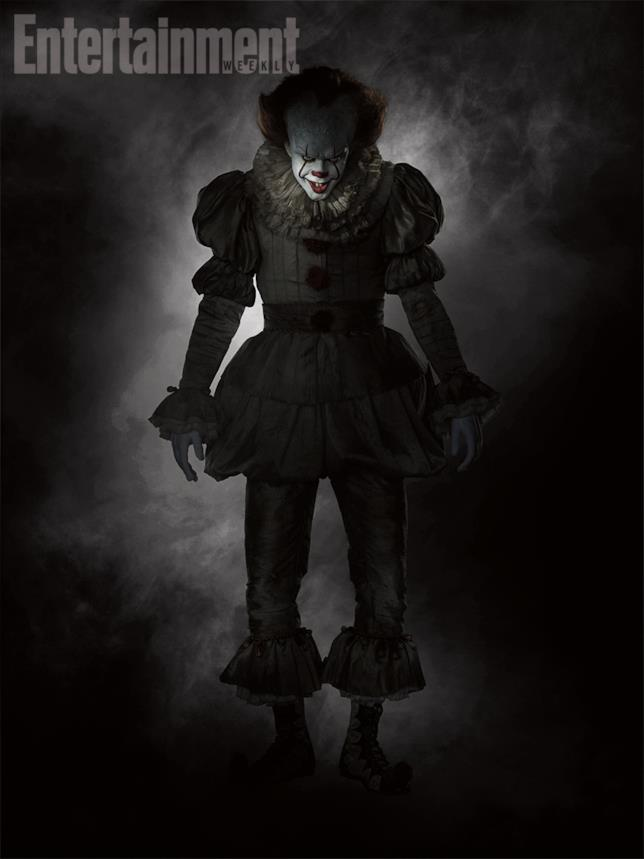il nuovo Pennywise di IT