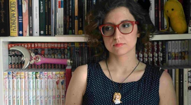 L'autrice Eleonora C. Caruso