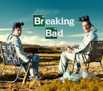 I due protagonisti di Breaking Bad, Jesse e Walter