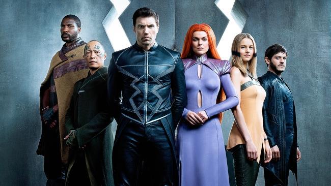 Inhumans: i character poster ufficiali della Famiglia Reale