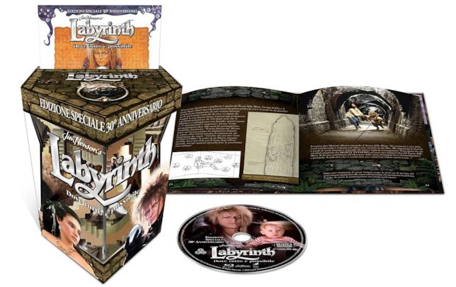 Labyrinth: Dove Tutto È Possibile (30° Anniversario) Maze Edition