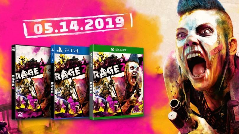 Rage 2 videogioco