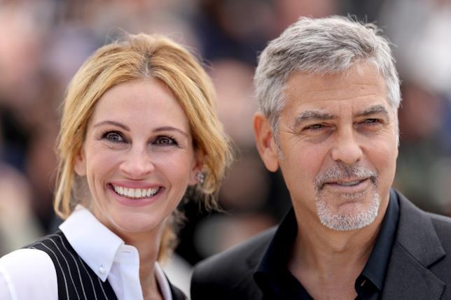 Cannes 2016, Julia Roberts e George Clooney sbarcano sulla Croisette