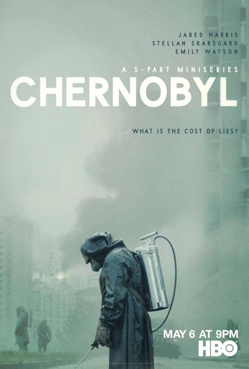 Chernobyl, la locandina