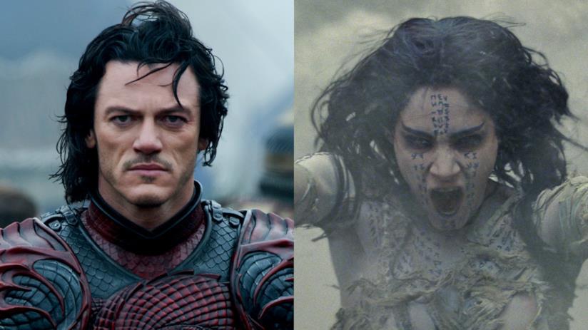 Dracula Untold vs il reboot de La Mummia