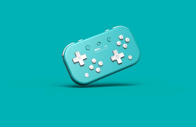 Il controller 8BitDo ispirato a Nintendo Switch Lite