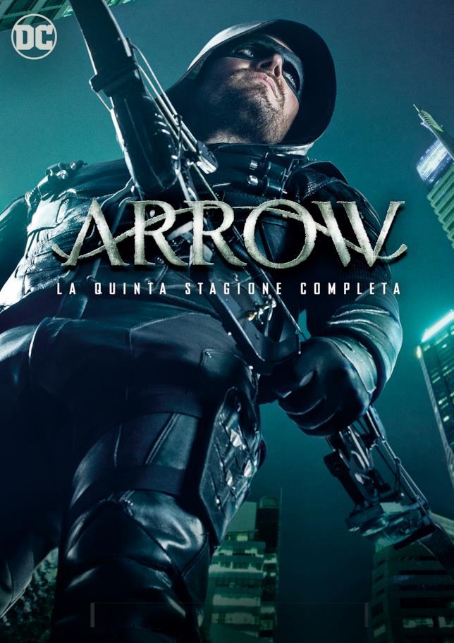 Arrow è pronto a salvare la città