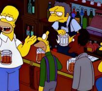 I Simpson: Homer da Boe