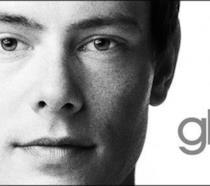 Il poster promo dell'episodio di glee dedicato a Finn