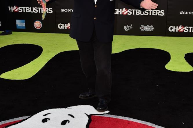 Dan Aykroyd premiere Ghostbusters, Los Angeles