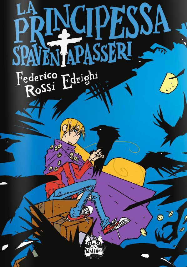 Cover di La Principessa Spaventapasseri