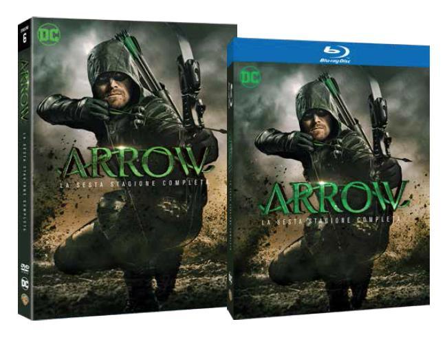 Le edizioni Home Video italiane di Arrow 6