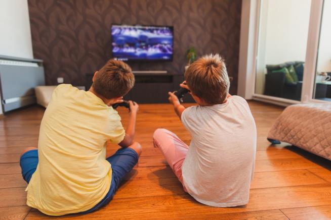 I migliori videogames per bambini