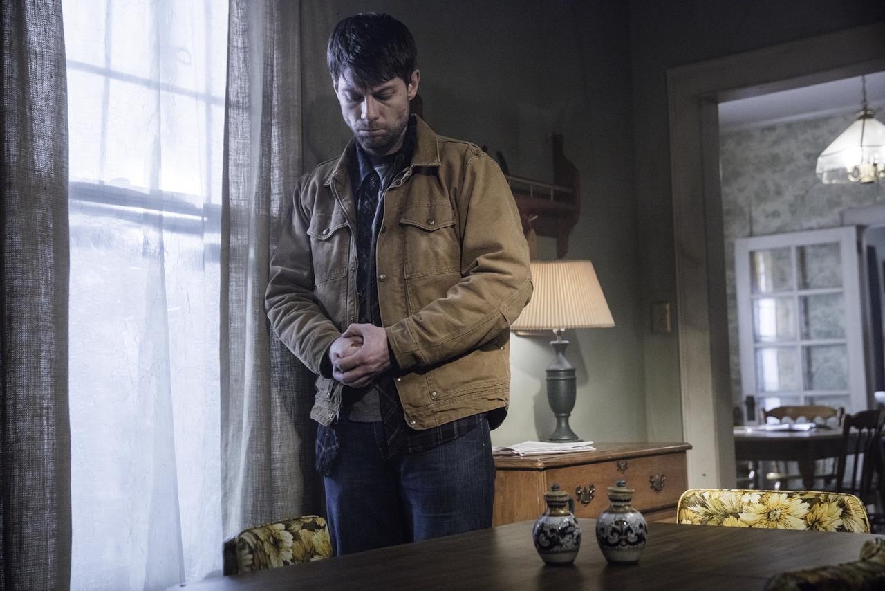 Patrick Fugit interpreta Kyle Barnes, un ragazzo tormentato dai demoni