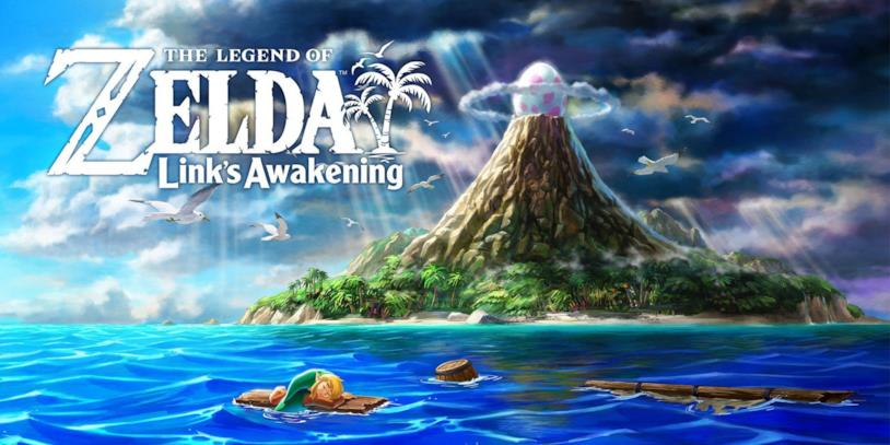The Legend of Zelda Link's Awakening in uscita il 20 settembre 2019 solo su Switch