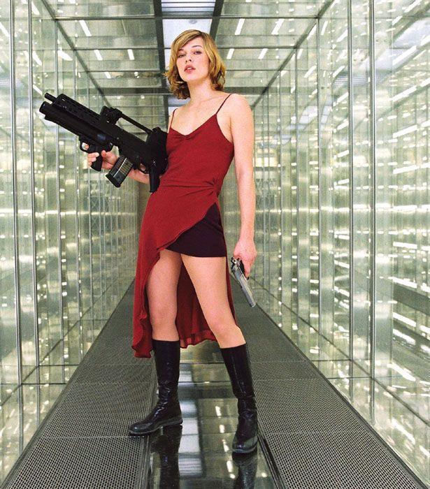Resident Evil: Milla Jovovich