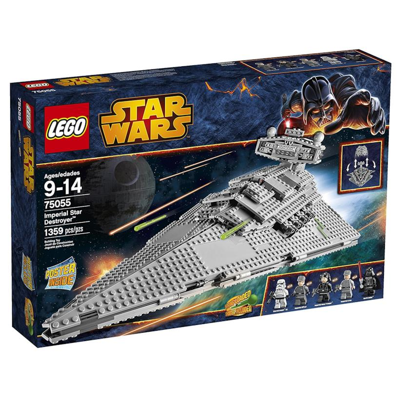 Imperial Star Destroyer Building Toy
