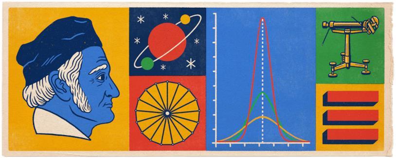 Il Google Doodle di oggi 30 aprile 2018
