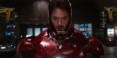GIF di Iron Man