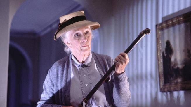 Miss Marple, protagonista dei gialli di Agatha Christie