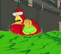 I Simpson: l'Uomo Radioattivo