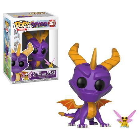Il Funko Pop dedicato a Spyro