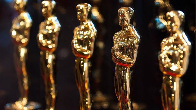 Le statuette d'oro degli Oscar