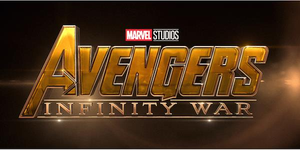 Il nuovo logo di Avengers: Infinity War, presentato alla D23 Expo