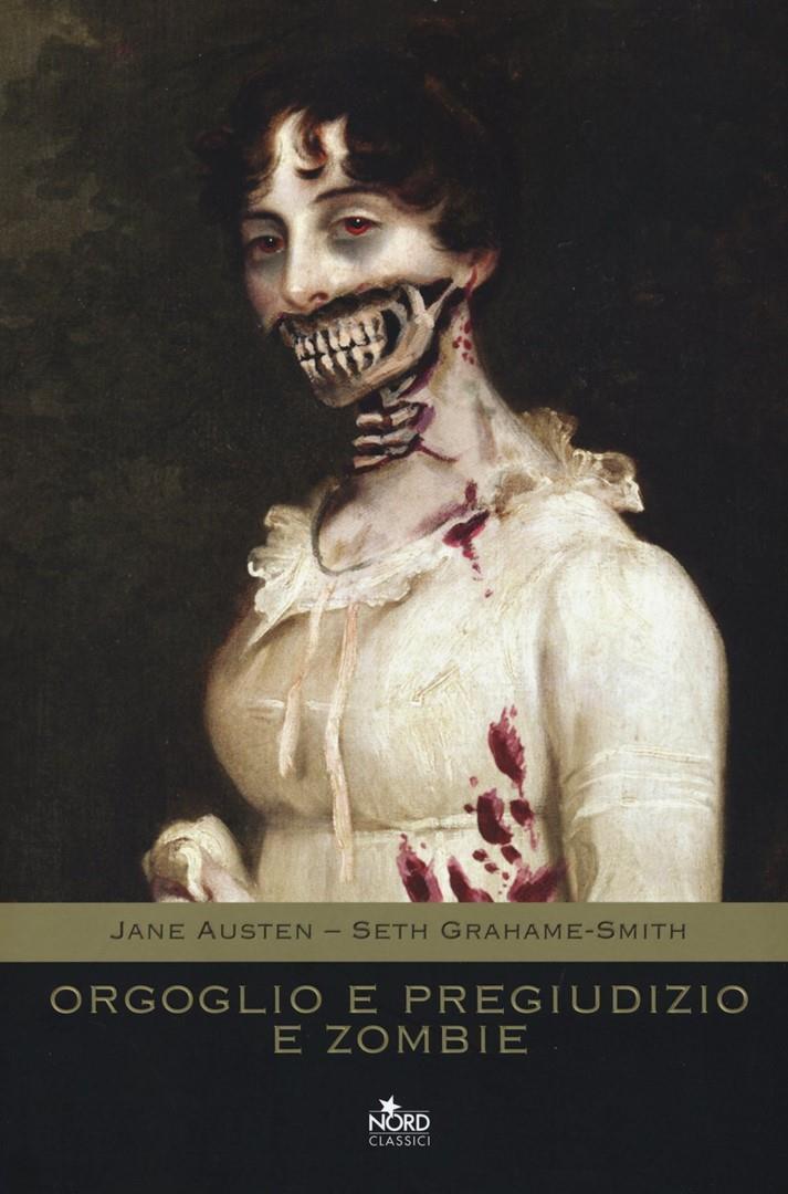 Orgoglio e pregiudizio e zombie, la copertina