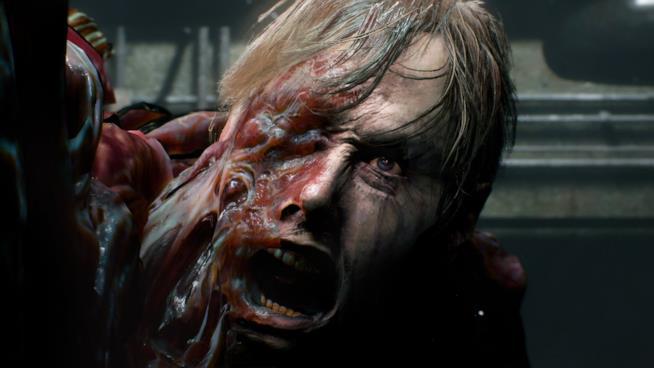 William Birkin nel remake di Resident Evil 2