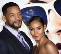 Primo piano di Will Smith e Jada Pinkett Smith