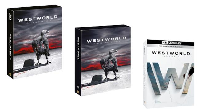 Westworld - Stagione 2 - Home Video