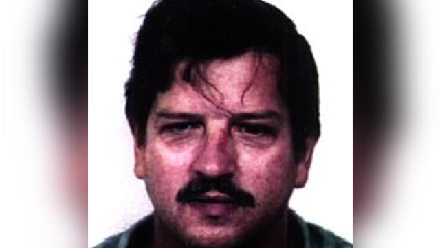 Primo piano del Serial Killer William Bonin