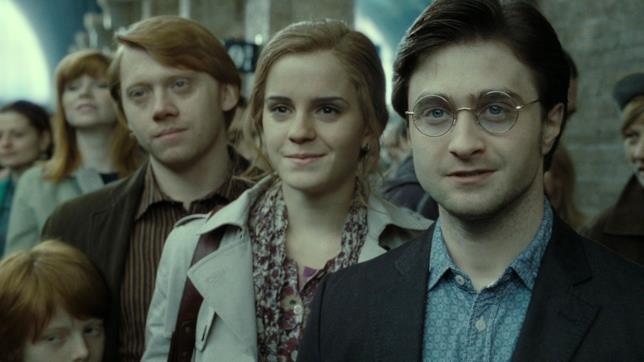 Harry Potter e i Doni della Morte –Parte 2, immagine ufficiale
